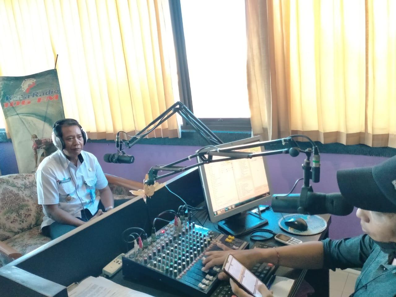 Diseminasi Informasi melalui Media Penyiaran Radio