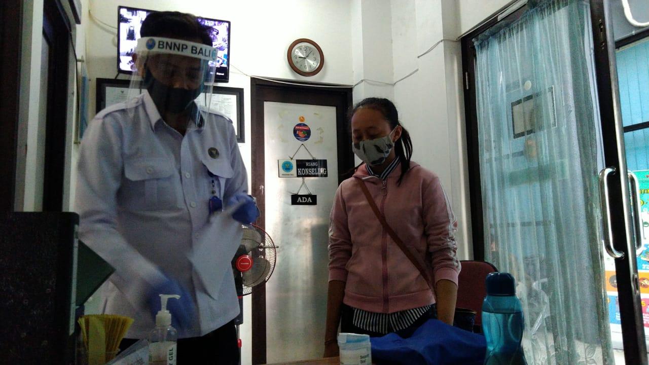 Permohonan SKHPN dari Calon Mahasiswa dan Masyarakat melalui Aplikasi SIGAP BNNP Bali