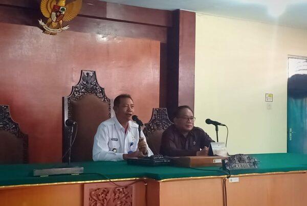Sosialisasi Bahaya Narkoba di Pengadilan Negeri Tabanan kelas I b