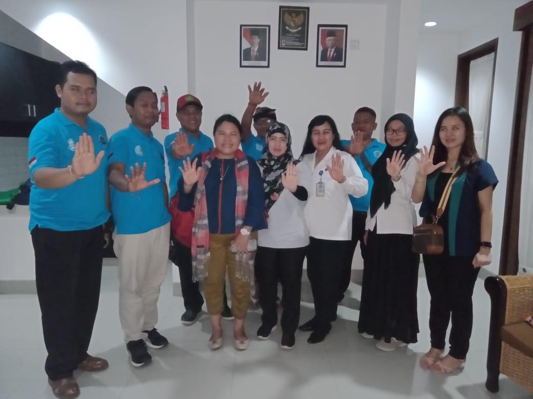 Monitoring dan Evaluasi Implementasi uji coba program Pemulihan Berbasis Masyarakat (PBM)