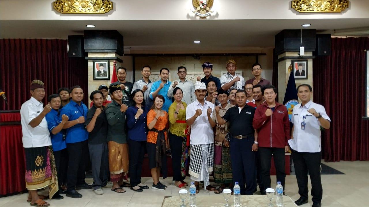 Workshop penggiat anti narkoba di lingkungan dunia usaha/swasta Kalangan Media