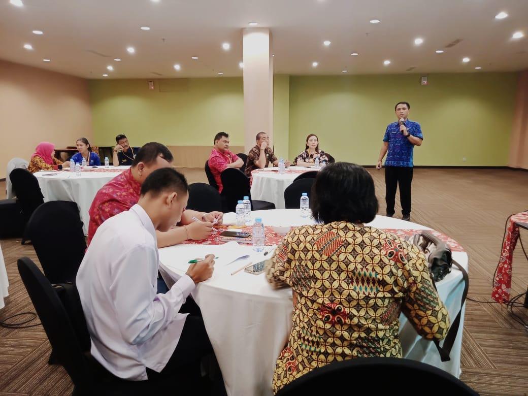 Peningkatan Kompetensi Petugas Pascarehabilitasi Dalam Rangka Pilot Project Agen Pemulihan Di Provinsi Bali