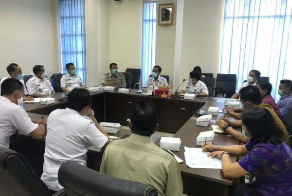 Rapat Kerja Teknis terkait ASN Penugasan di BNN Provinsi Bali dan BNNK Jajaran