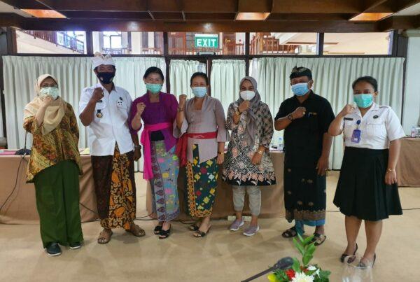 Undangan pelaksanaan FGD Pengumpulan Data Kajian Penyusunan Indeks P4GN Provinsi Bali