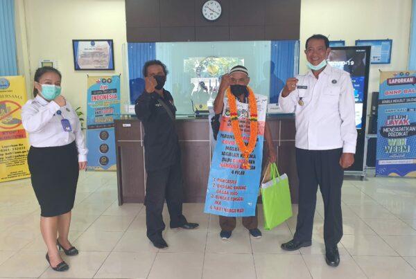 BNN Provinsi Bali bersinergi dengan para Penggiat Anti Narkoba dalam P4GN