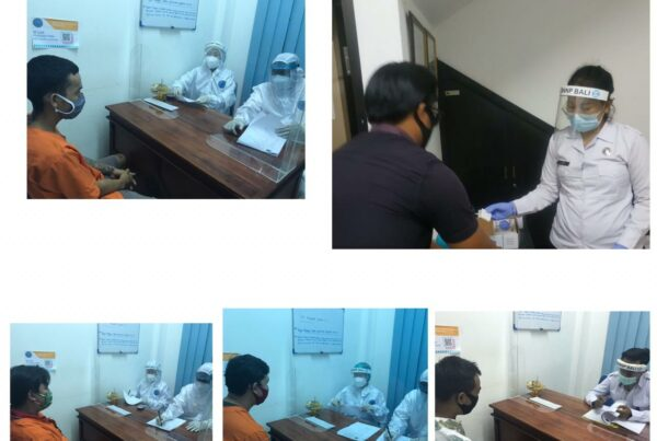 Menindaklanjuti Permohonan Asesmen Medis dan SKHPN Melalui Aplikasi SIGAP BNNP Bali