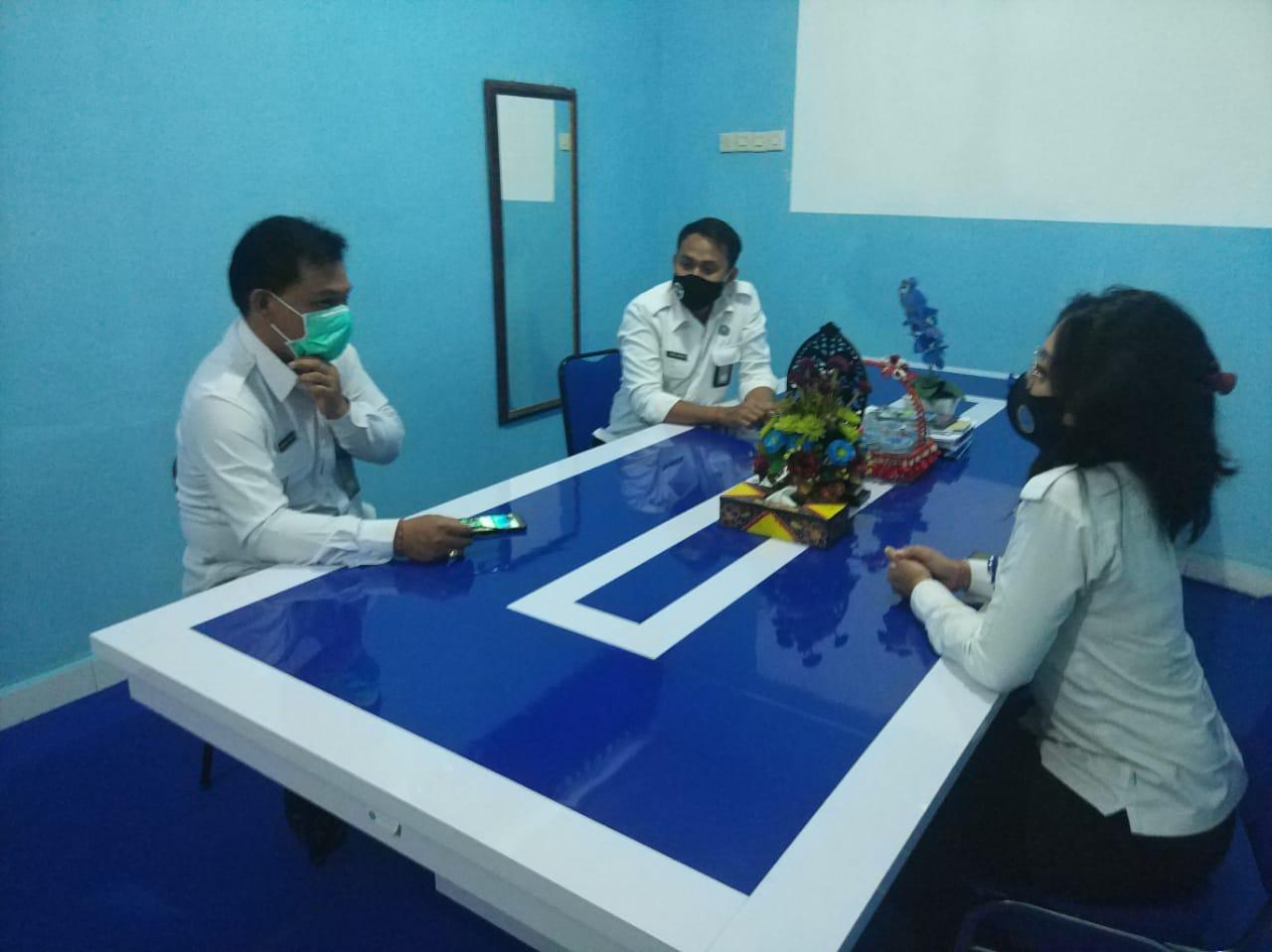 Monev Pelaksanaan Kegiatan Bidang Rehabilitasi di BNN Kabupaten Karangasem