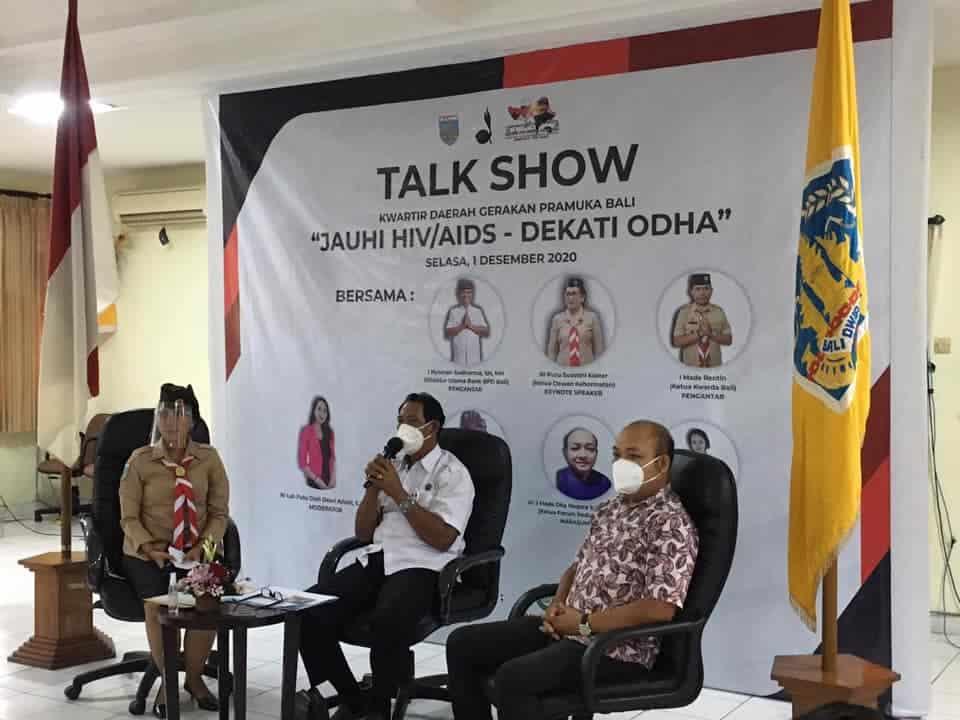 Sosialisasi Bahaya Narkoba dan Penyebaran HIV AIDS di Bali
