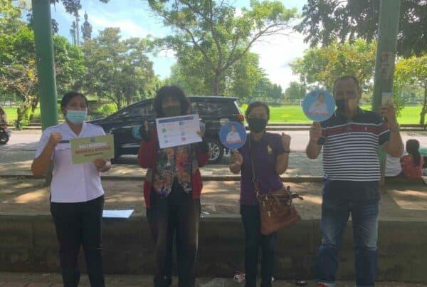 Informasi Dan Edukasi P4GN Bersama Masyarakat Wilayah Renon – Denpasar