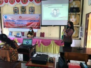 Pelatihan Petugas Intervensi Berbasis Masyarakat (IBM), Kabupaten Buleleng
