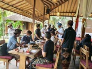 Rapat Kerja Program Pemberdayaan Masyarakat Anti Narkoba di Lingkungan Masyarakat