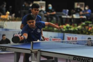 Jawara BNN Provinsi Bali Sambut Kemenangan Dalam Kejuaraan Tenis Meja Smash On Drugs