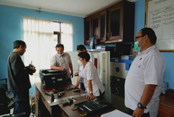 Monitoring dan Evaluasi Barang Milik Negara (BMN) di BNN .